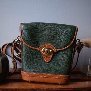 Vintage Dooney and Bourke USA Crossbody Satchel